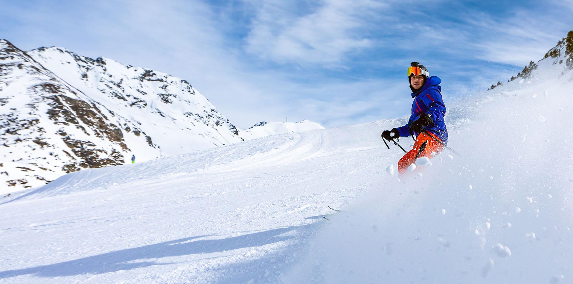 Wyciąg i szkoła narciarska Anna-Ski